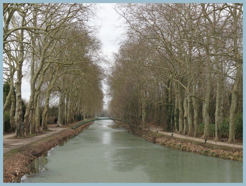 AIRE CAMPING CAR A BRIARE LE CANAL  ! ( 01 )