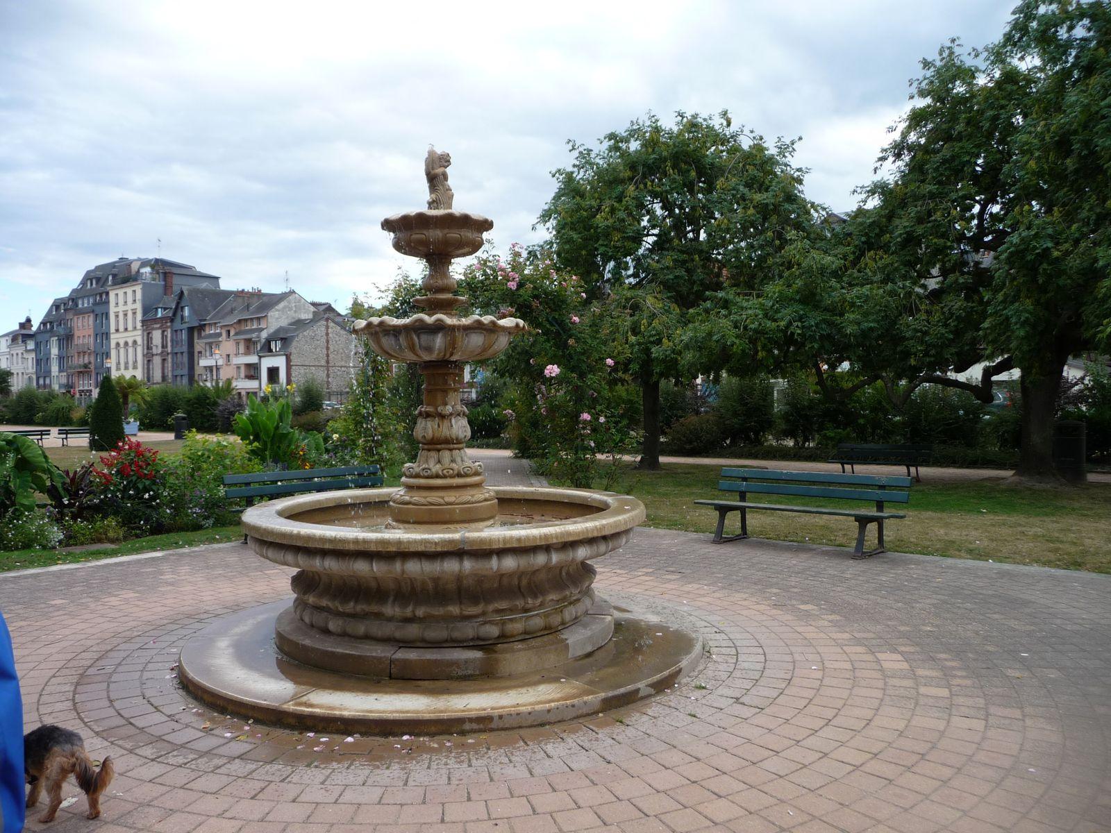 Le jardin public de honfleur chez vikki for Jardin public