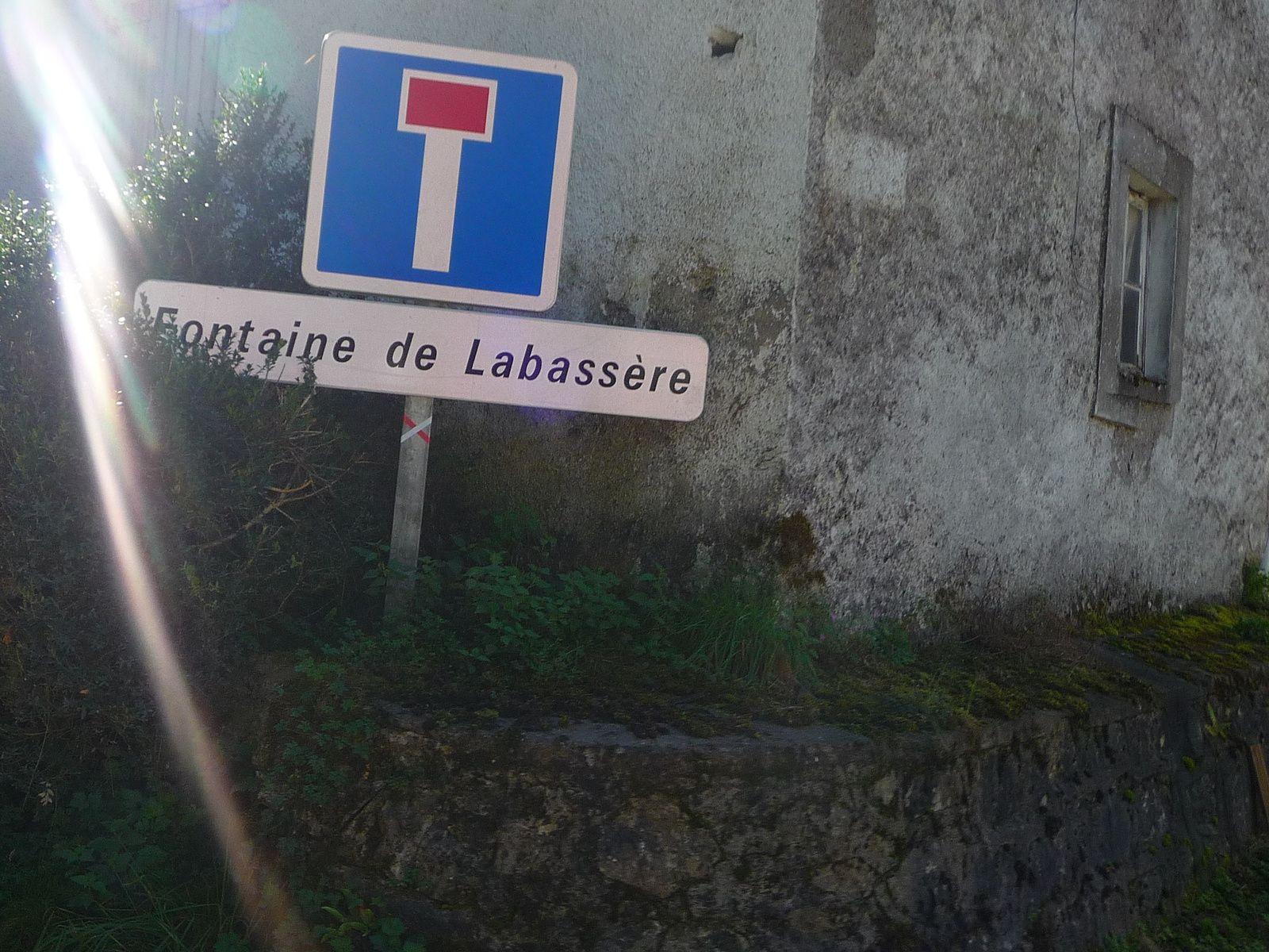 EN ROUTE VERS LABASSERE ! Hautes Pyrénées