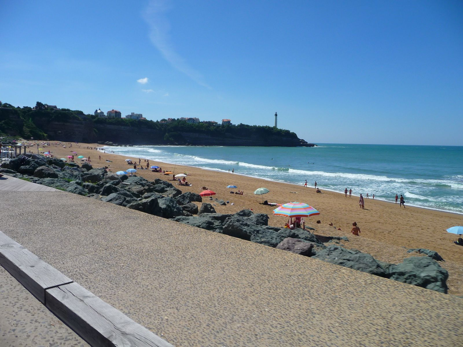 LE PAYS BASQUE ! Anglet