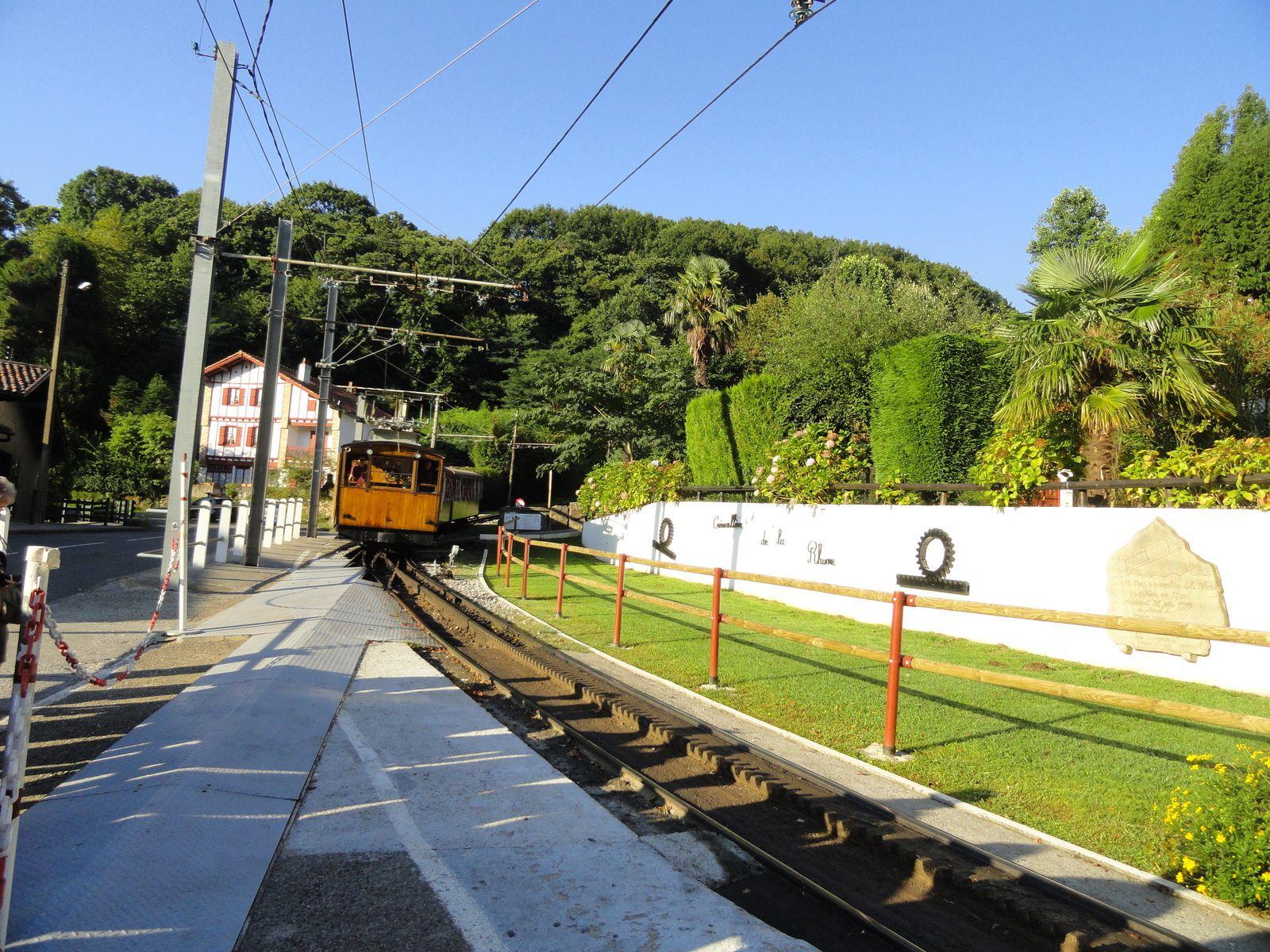 LA  RHUNE ! en petit train