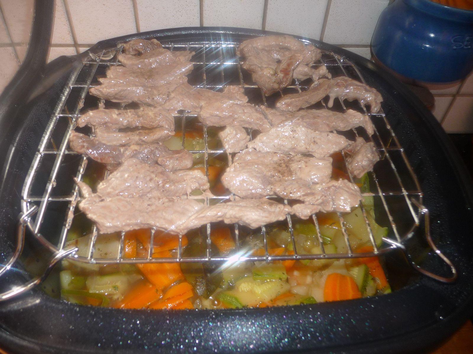 MON NOUVEAU JOUJOU ! le speed cooker