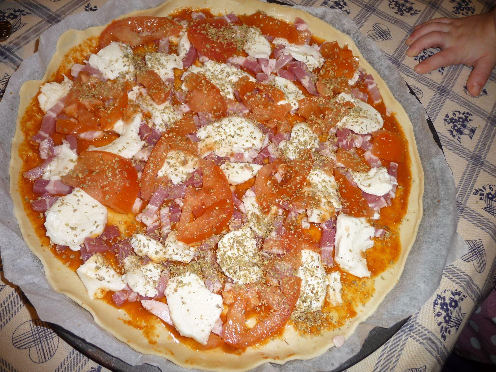 PIZZA MAISON !