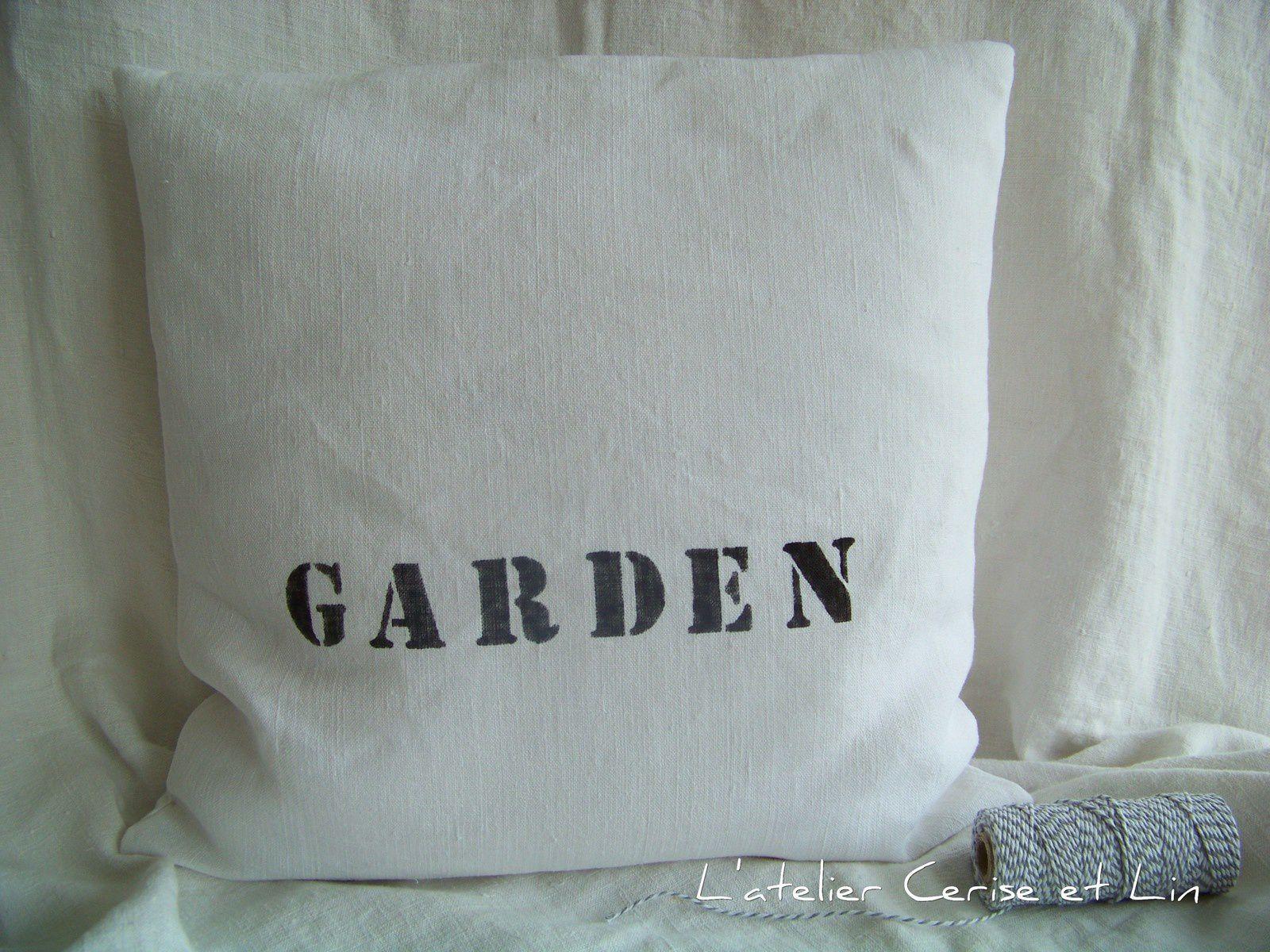 Pour le jardin...