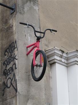 Un vélo parisien (2)