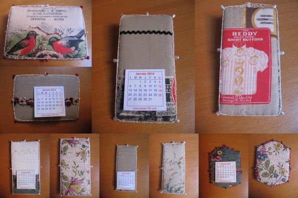 Les mini-calendriers 2014-3