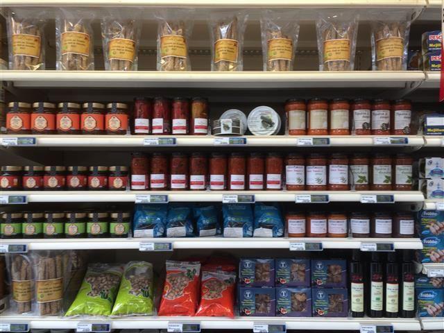 La Grèce dans mon supermarché !