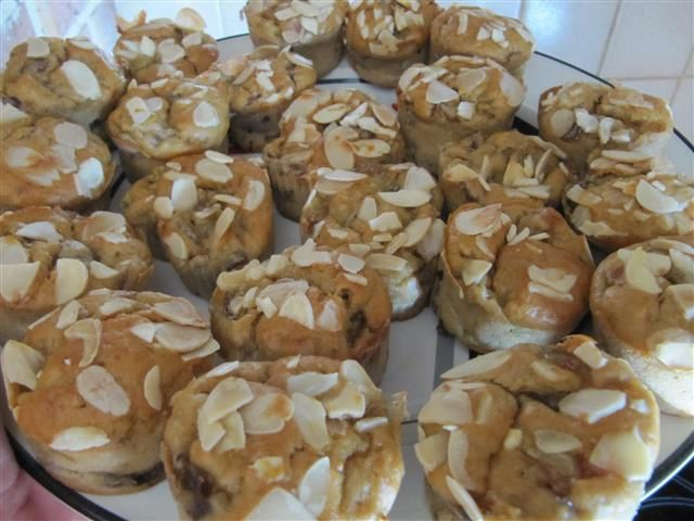 Muffins aux figues (version 2014)