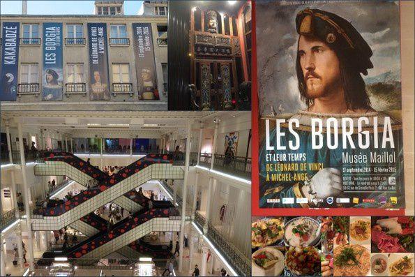 5 jours à Paris