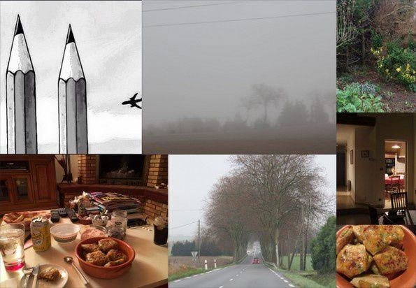 Un weekend d'hiver (2015-2)