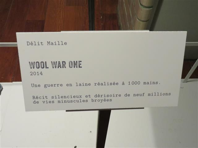 Wool War One - L'adieu aux armes