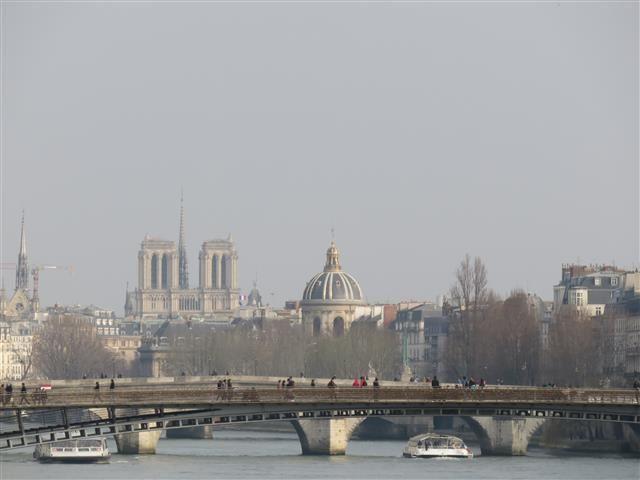 En fin d'hiver, à Paris (4)