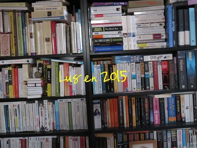 Lectures d'avril 2015