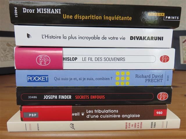 Prochaines lectures (2015-5)