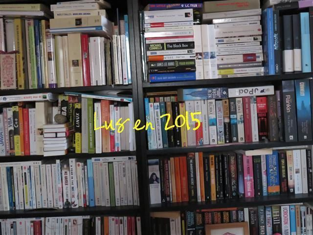 Lectures de mai 2015