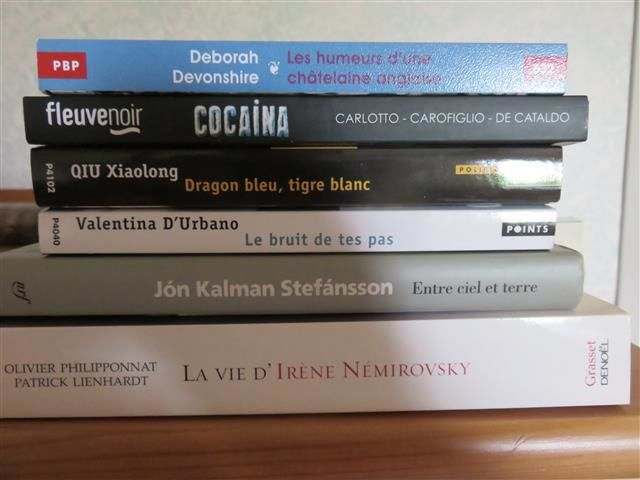 Prochaines lectures (2015-7)