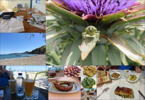 En Grèce, au printemps (2015-11)