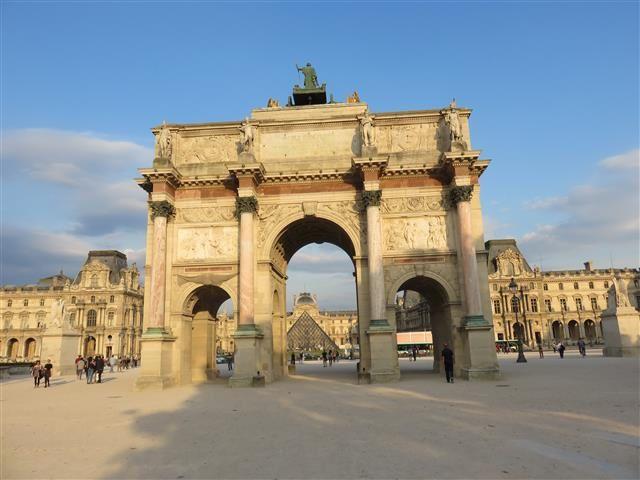 Une balade aux Tuileries