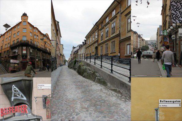 En été, à Stockholm (2015-4)