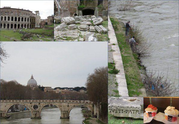 Huit jours à Rome au printemps (2016-4)