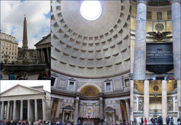 Huit jours à Rome au printemps(2016-7)