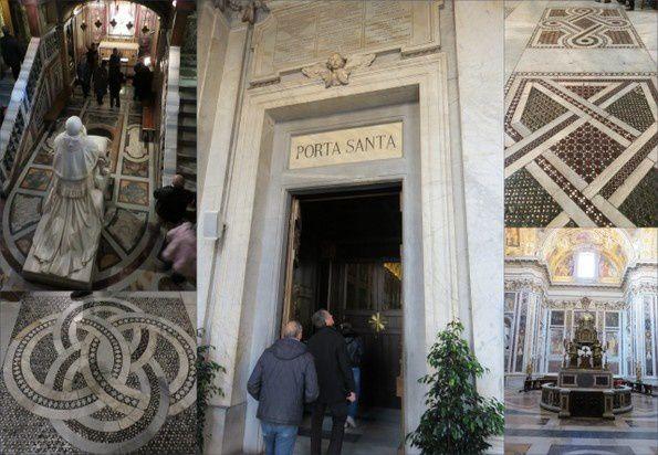 Huit jours à Rome au printemps (2016-11)