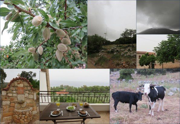En Grèce au printemps (2016-8)