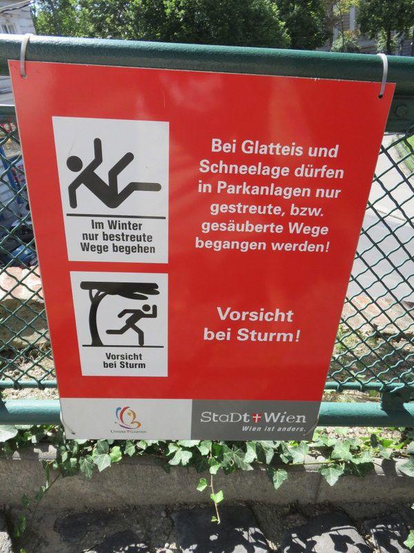Wien, juillet 2016