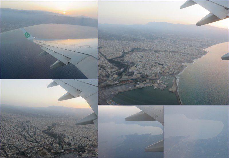 Une semaine en Crète (2016-8)