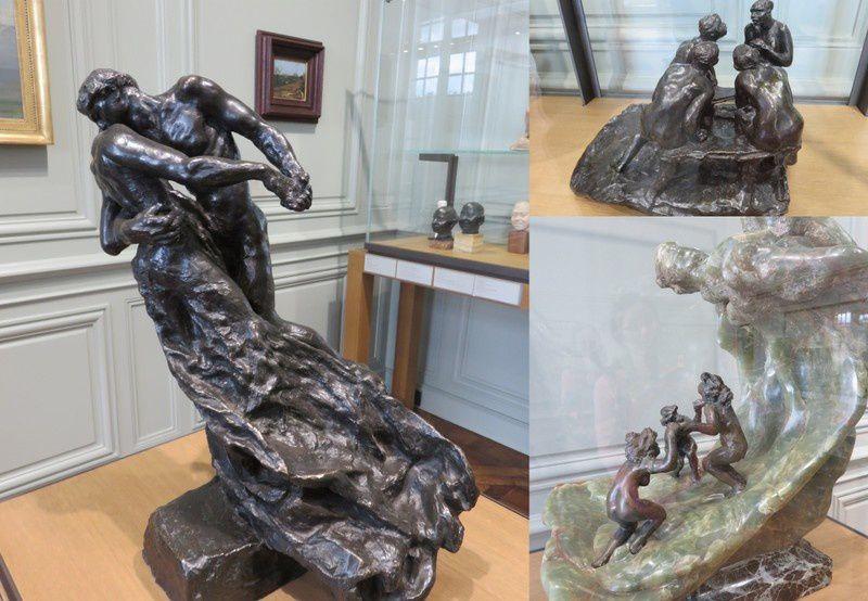 Un dimanche au Musée Rodin