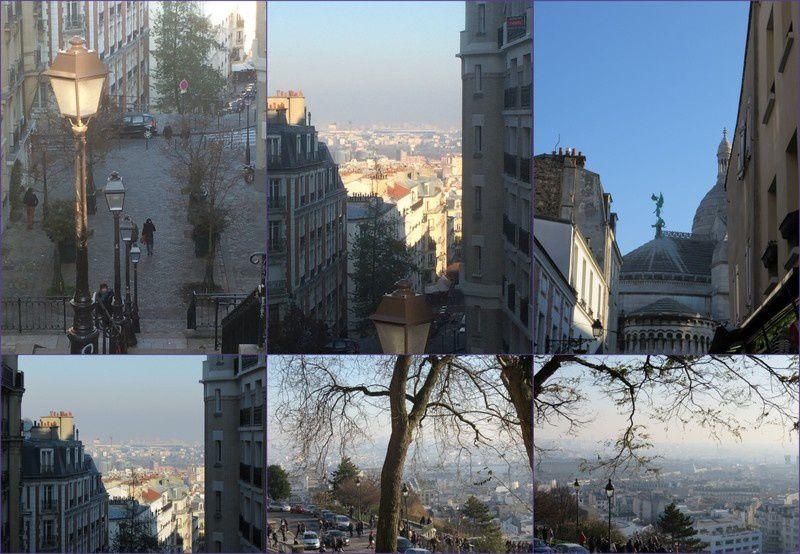 Un samedi à Montmartre