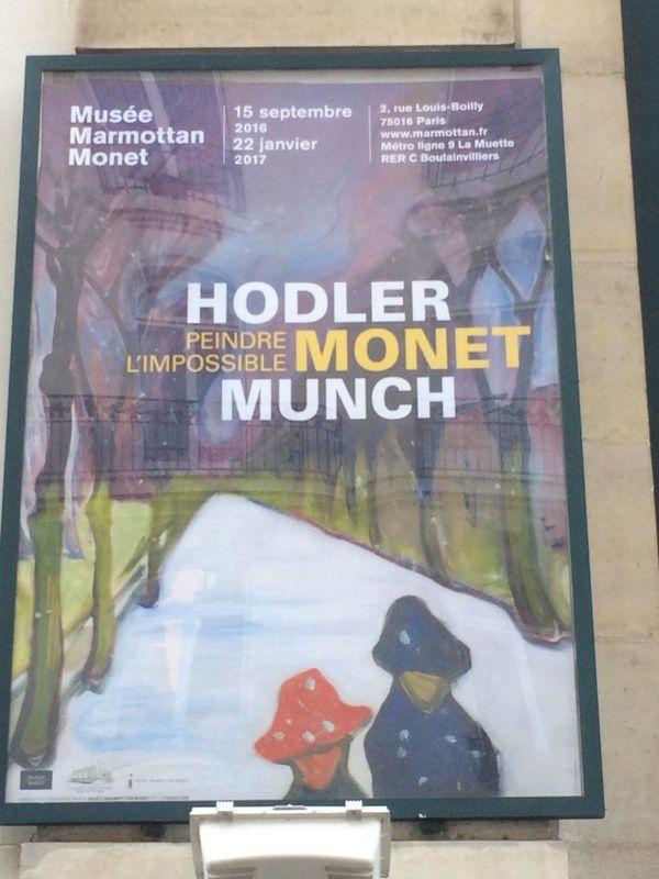 Un samedi au Musée Marmottan