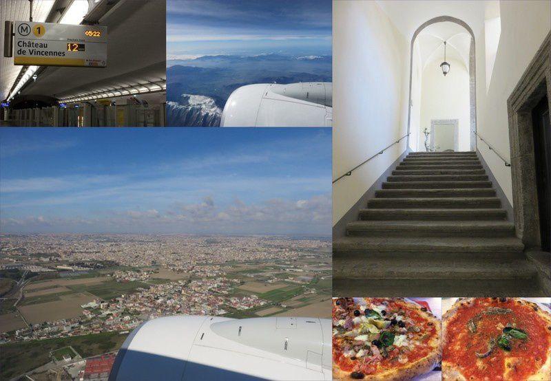 Huit jours en Italie (2017-2)