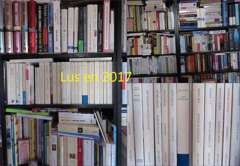 Lectures d'avril 2017