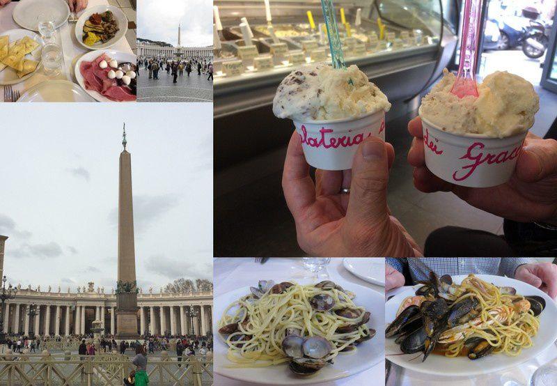 Huit jours en Italie (2017-6)