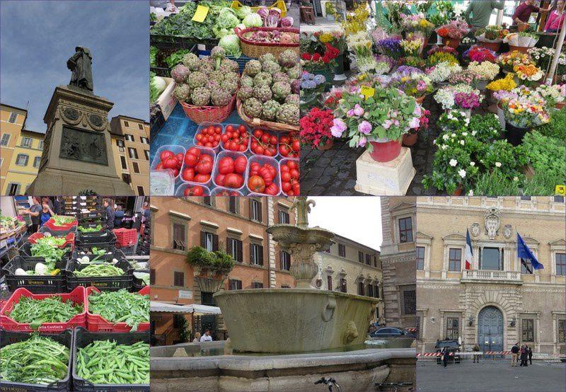Huit jours en Italie (2017-8)