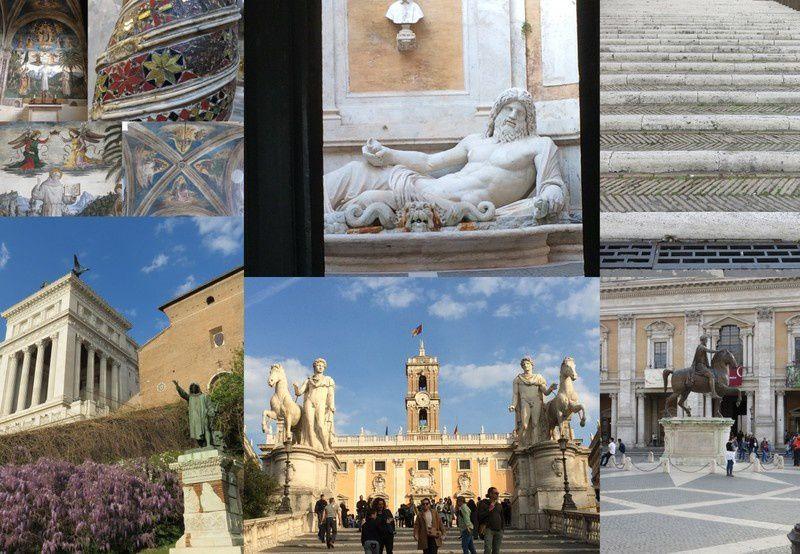 Huit jours en Italie (2017-7)