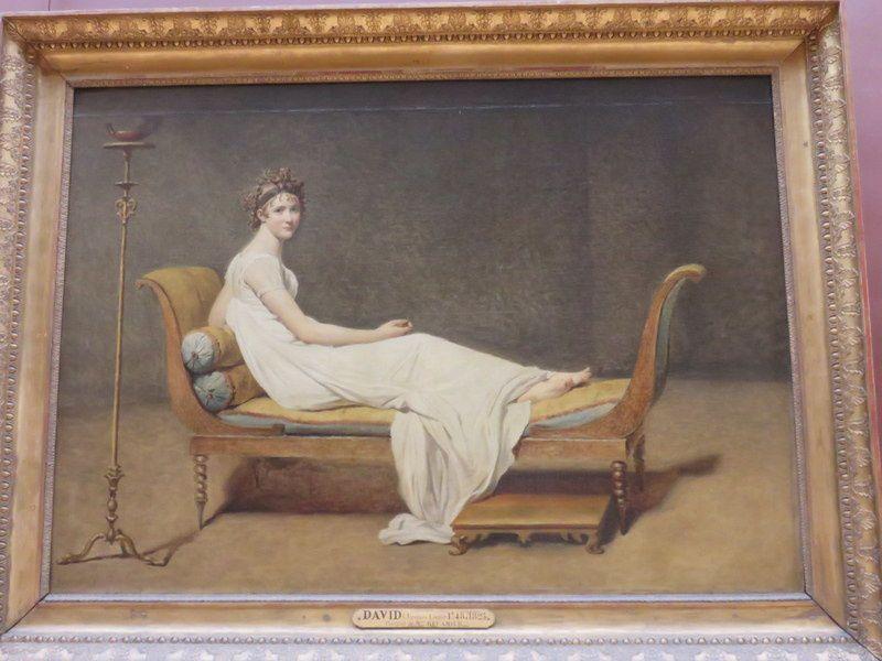 Madame Récamier ...