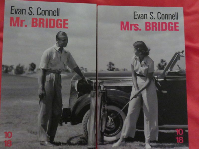 Mr &amp&#x3B; Mrs Bridge