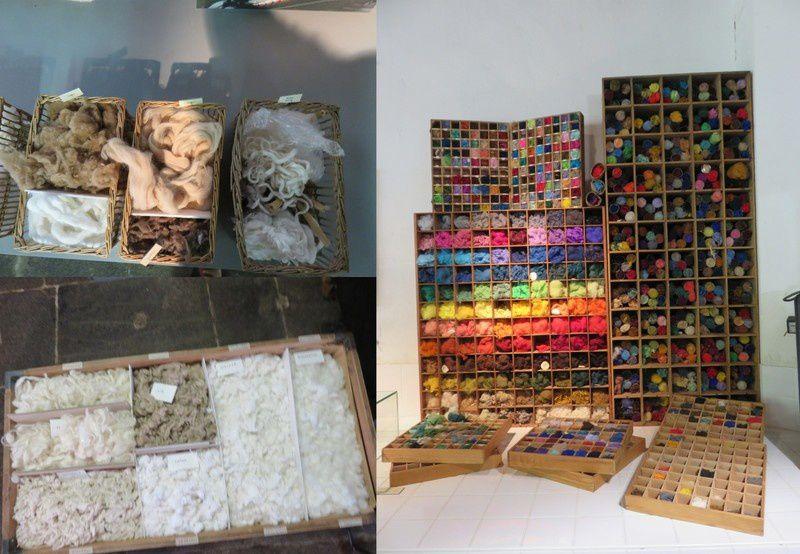 Le Musée du Textile de Labastide Rouairoux