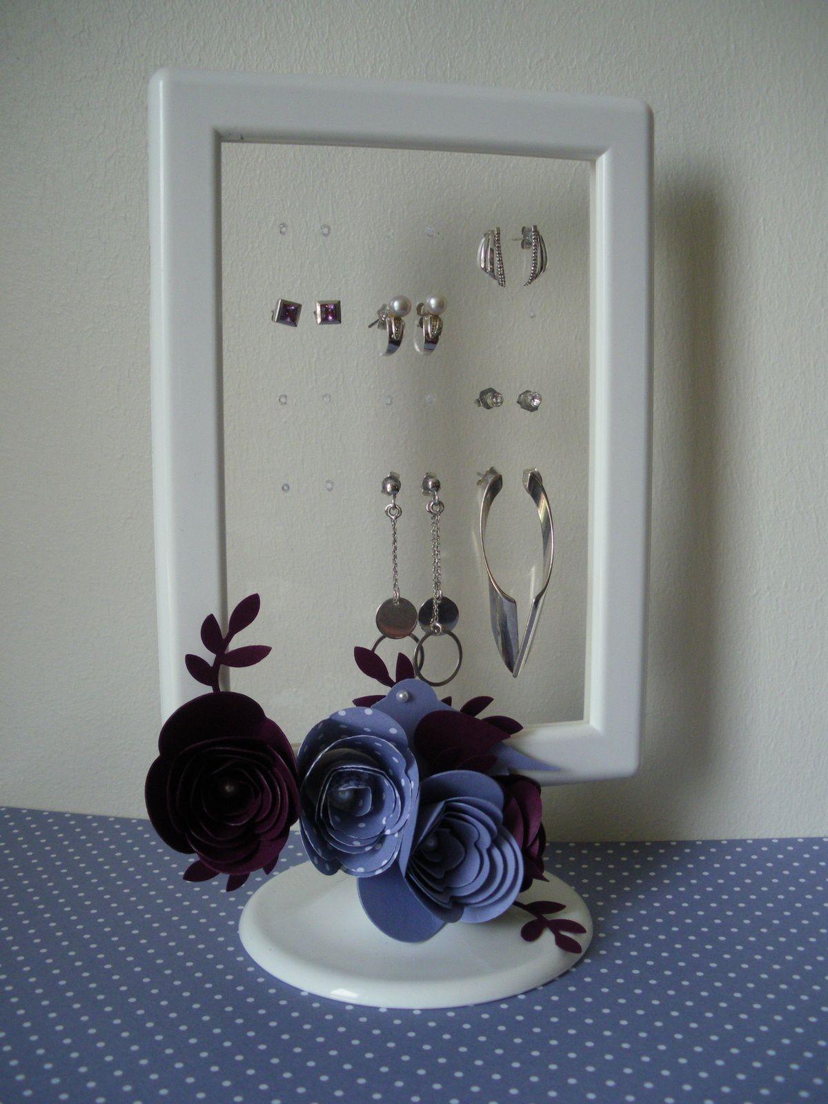cadre bijoux -
