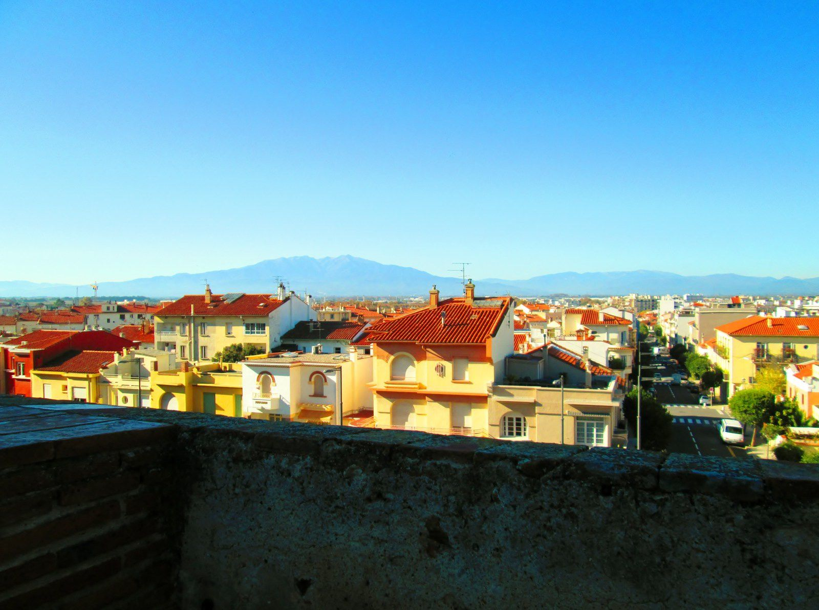 Photos au palais des rois de Majorque