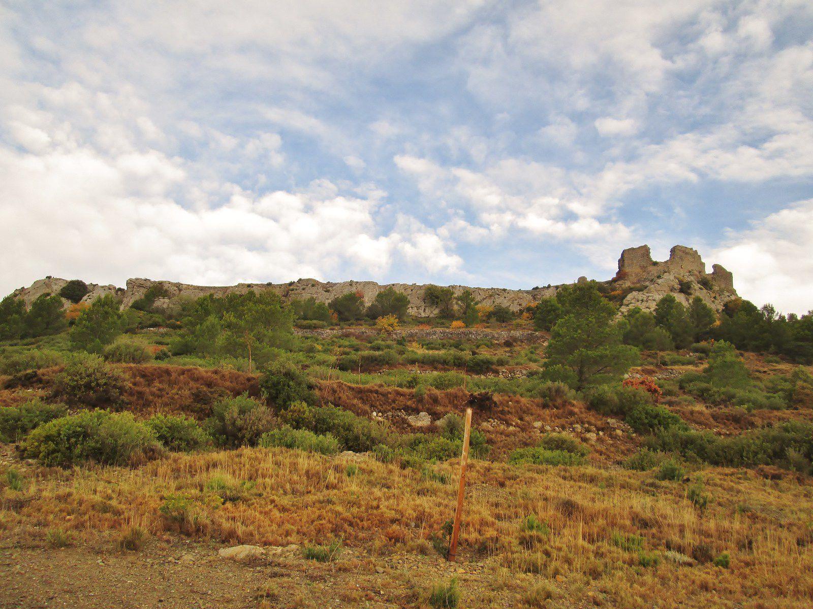 chateau de Périllos ou Salvaterra