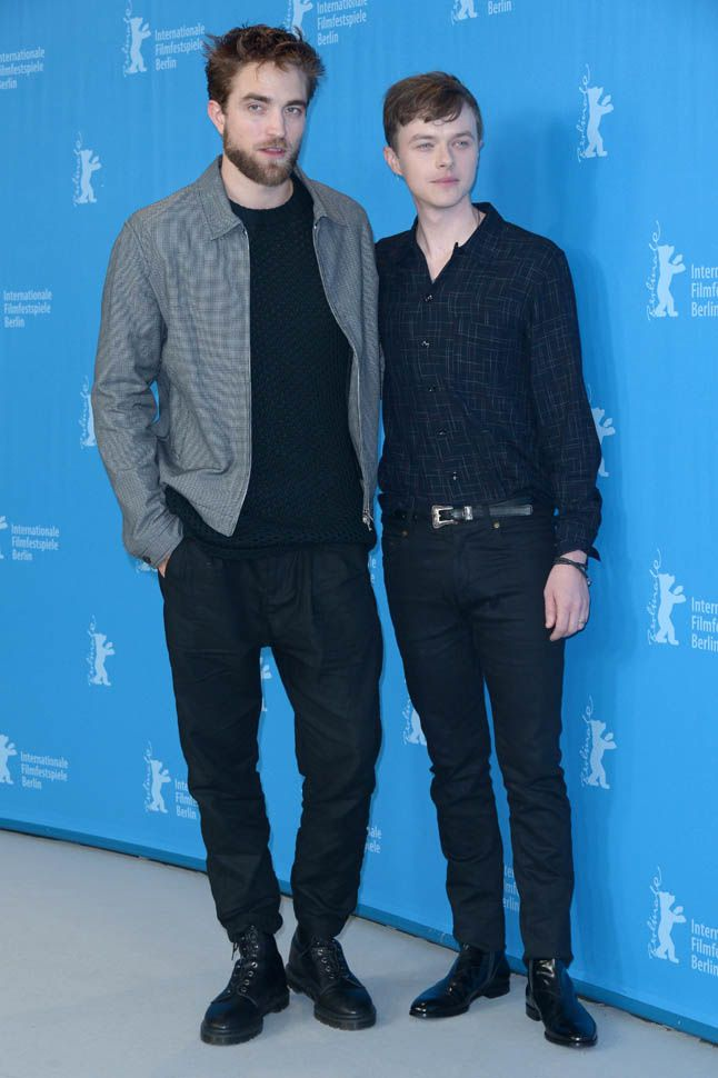 Pattinson & Dehaan à Berlin