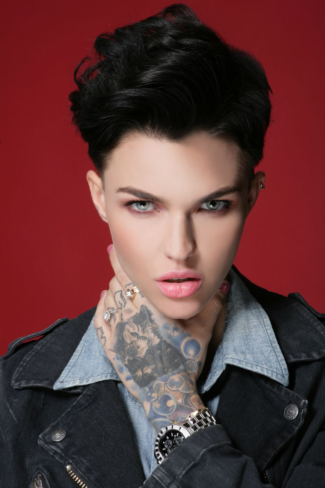 Ruby Rose (Orange is the New Black)