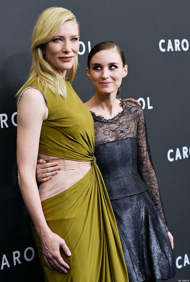 Les plus belles séances photos pour Cate Blanchett et Rooney Mara.