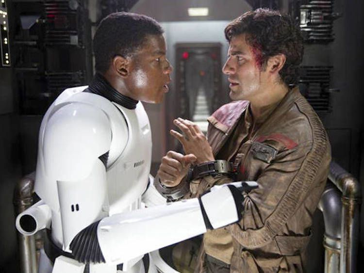 Star wars épisode VII : une romance gay ?