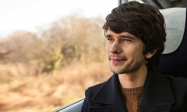 Danny Holt pour London spy ( Ben Whishaw)