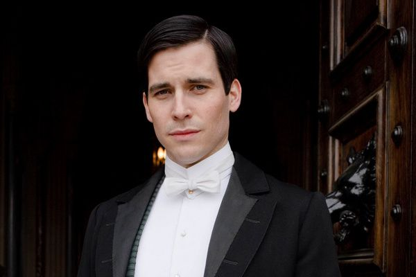 Thomas Barrow pour Downton Abbey (Rob James-Collier )