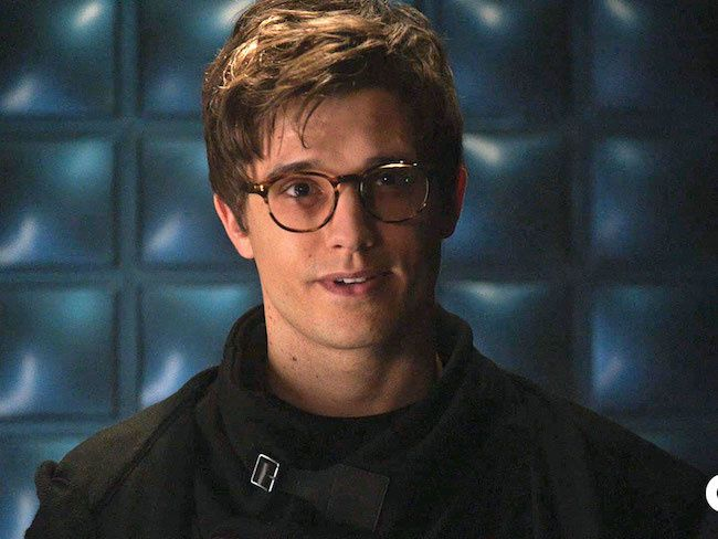 Hartley Rathaway / Pied Piper pour The Flash (Andy Mientus )